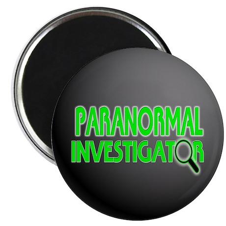 Paranormal Investigator Magnet