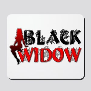 Black Widow Mousepad