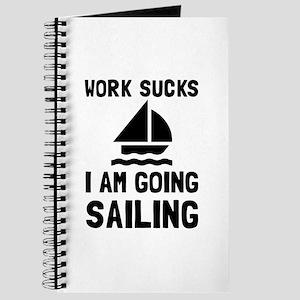 Work Sucks Sailing Journal