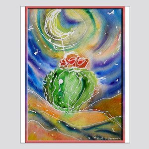 Cactus, Starry Night Posters