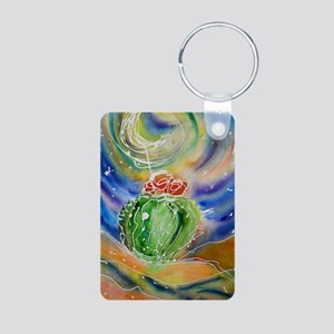 Cactus, Starry Night Keychains