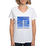 Pennsylvania Women's V-Neck T-Shirt