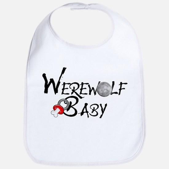 Werewolf Baby Bib