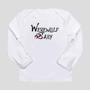 Werewolf Baby Long Sleeve Infant T-Shirt