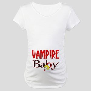 Vampire Baby Maternity T-Shirt