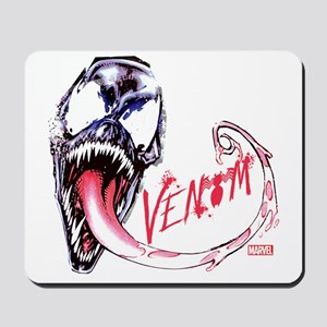 Venom Face Mousepad
