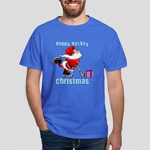 Hockey Christmas Dark T-Shirt