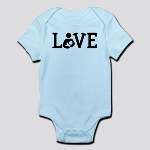 Breastfeeding Love Body Suit