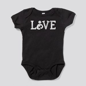 Breastfeeding Love Baby Bodysuit