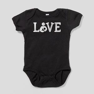 Breastfeeding Love Baby Bodysuit