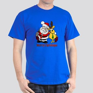 Lawyer Christmas Dark T-Shirt