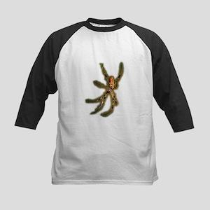 golden orb weaver spider Baseball Jersey