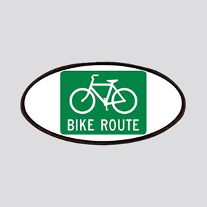 Bike Route Patches