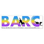 BARC Multi-shadow Bumper Sticker