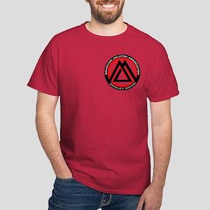 Brazilian Jiu Jitsu Associati Dark T-Shirt