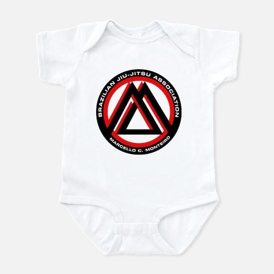 Brazilian Jiu Jitsu Associati Infant Bodysuit