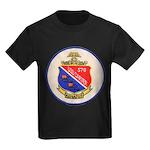 USS DARTER Kids Dark T-Shirt