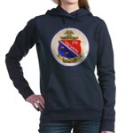 USS DARTER Women's Hooded Sweatshirt