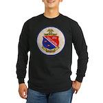 USS DARTER Long Sleeve Dark T-Shirt