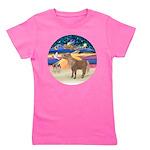 X-Star-Shetland Pony Girl's Tee