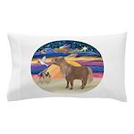 X-Star-Shetland Pony Pillow Case