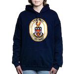 USS DEYO Women's Hooded Sweatshirt