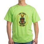 USS DEYO Green T-Shirt