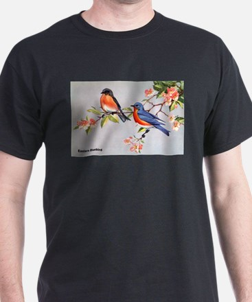 Eastern Bluebird Bird T-Shirt