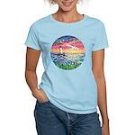 Lighthouse Seagull Women's Classic T-Shirt