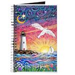 Lighthouse Seagull Journal