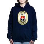 USS ELLIOT Women's Hooded Sweatshirt