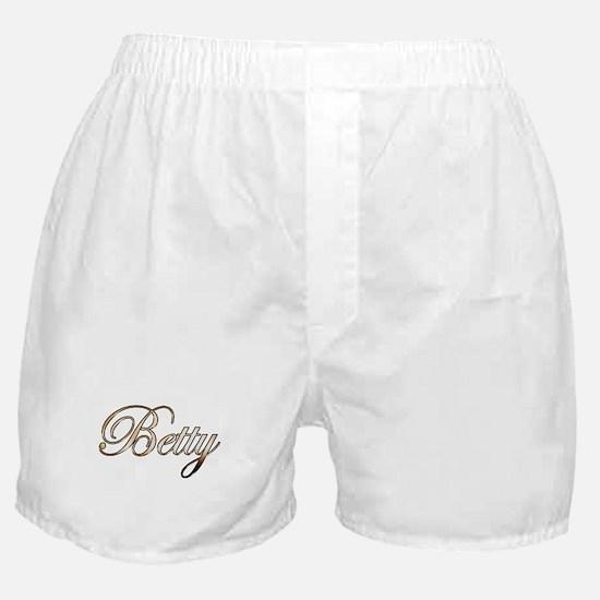 Cute Betty Boxer Shorts