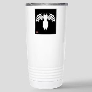 Venom Symbol Stainless Steel Travel Mug