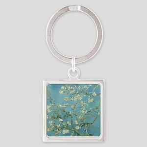 Van Gogh Almond blossom Keychains