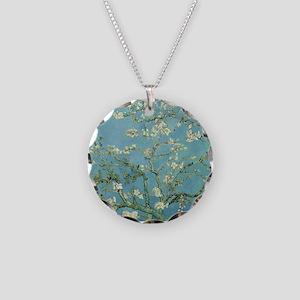 Van Gogh Almond blossom Necklace