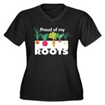 Proud of my Roots Plus Size T-Shirt