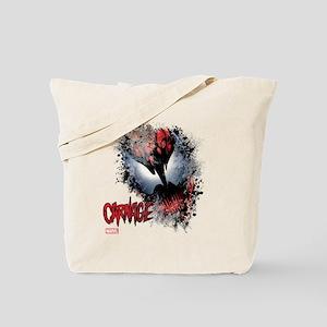 Carnage Face Tote Bag