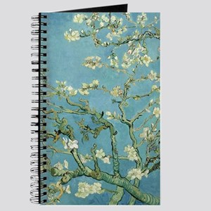 Van Gogh Almond blossom Journal