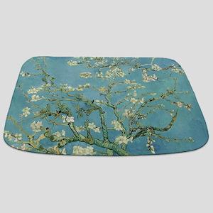 Van Gogh Almond blossom Bathmat