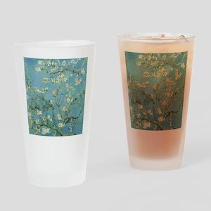 Van Gogh Almond blossom Drinking Glass