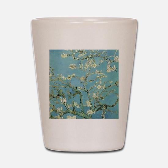 Van Gogh Almond blossom Shot Glass