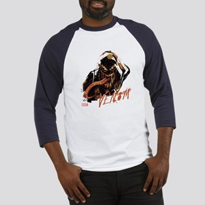 Abstract Venom Baseball Jersey