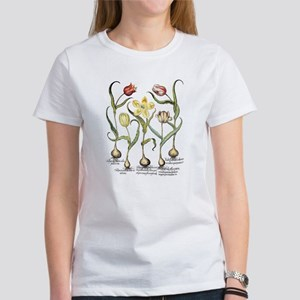 Vintage Floral Women's T-Shirt
