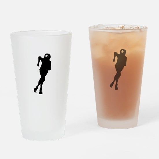Lead Jammer Drinking Glass