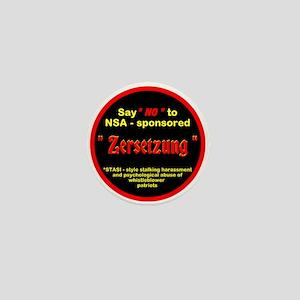 MD ZERSETZUNG Mini Button