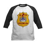 USS ENGLISH Kids Baseball Jersey