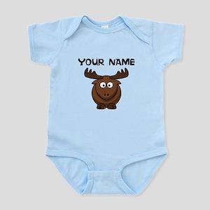 Custom Moose Body Suit