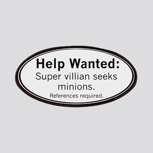 Minions Wanted Patches