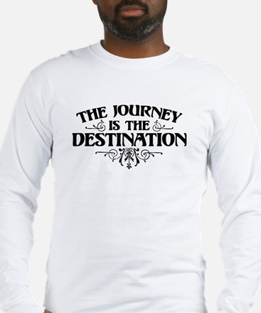 The Journey Long Sleeve T-Shirt