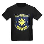 USS INGERSOLL Kids Dark T-Shirt